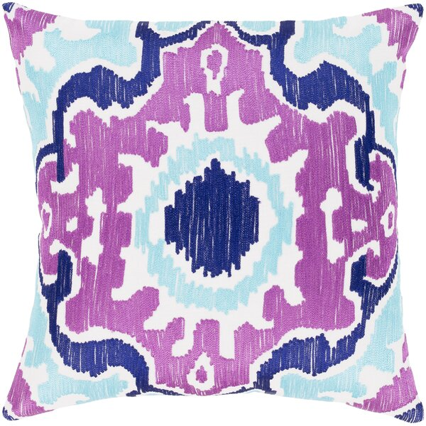Ayaan 100% Cotton Throw Pillow by Bungalow Rose